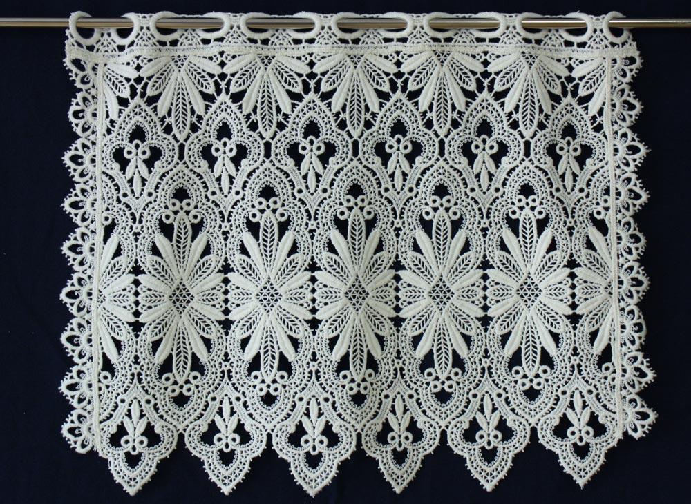 brise bise macram aspect crochet. Black Bedroom Furniture Sets. Home Design Ideas