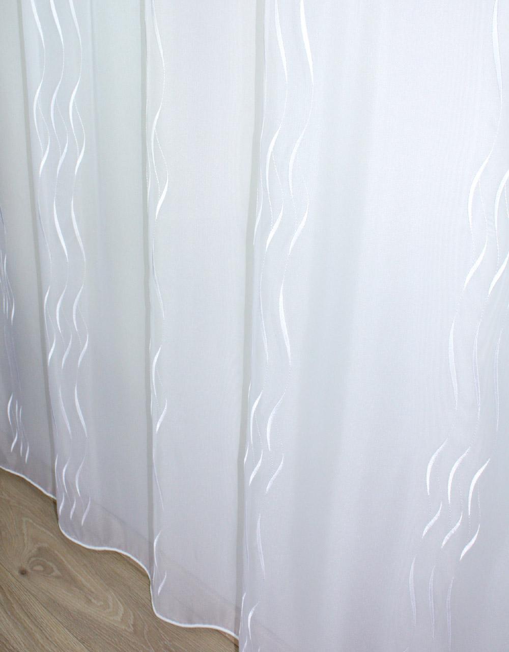 voilages blanc au m 232 tre mod 232 le am 233 lie