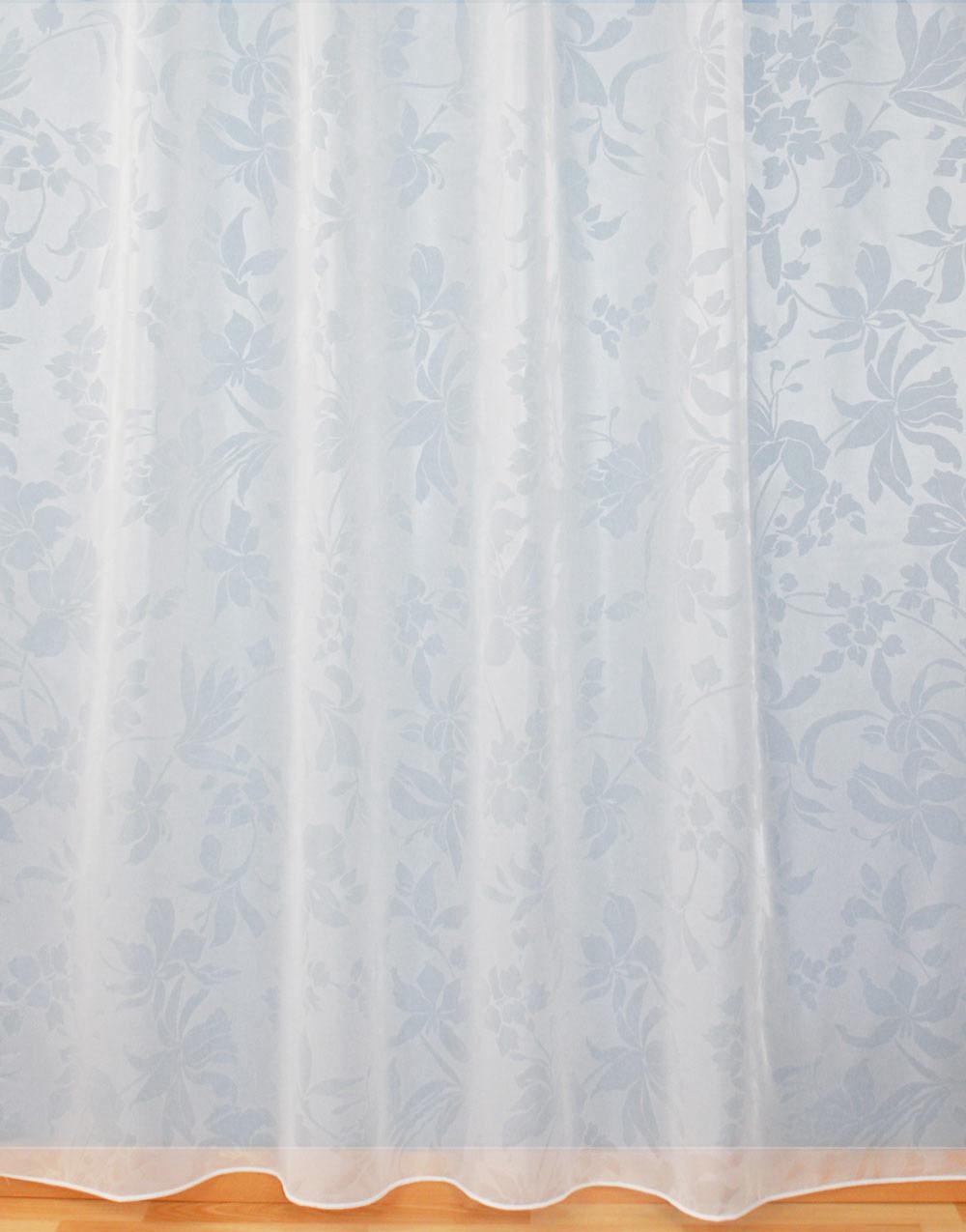 Voilage galon fronceur sur mesure voilage fantaisie blanc uquot with voilage galon fronceur sur - Voilage vitrage sur mesure ...