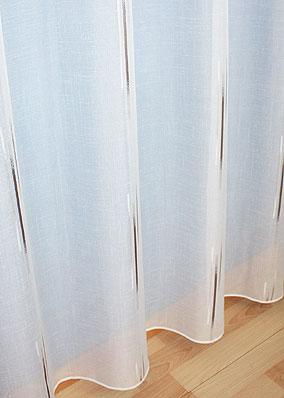 voilages style contemporain motif gris et gris clair. Black Bedroom Furniture Sets. Home Design Ideas