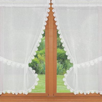 rideaux bonne femme confectionn s vos mesures. Black Bedroom Furniture Sets. Home Design Ideas